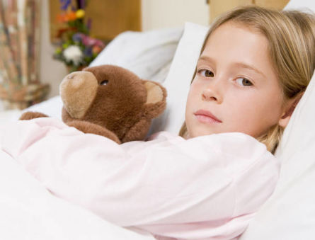 Клинические рекомендации при несахарном диабете у детей
