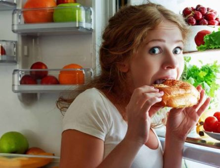 Всегда ли переедание приводит к лишнему весу или причина в ином?