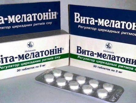 Вита-мелатонин, о чем расскажет инструкция по применению?