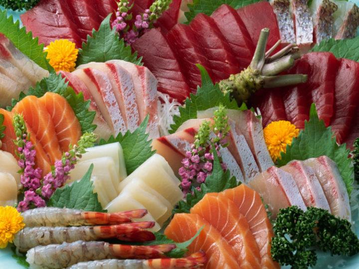 Морепродукты от зоба