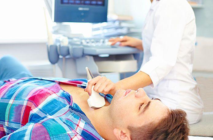 Признаки аит на узи щитовидной железы это