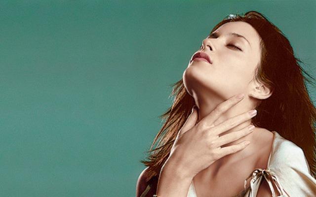 гипертрофированные фолликулы щитовидной железы