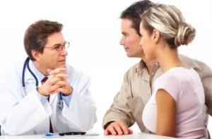 Гиперпролоктинемия у мужчин и женщин