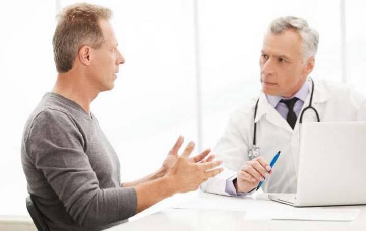 Лечение повышенного пролактина у мужчин