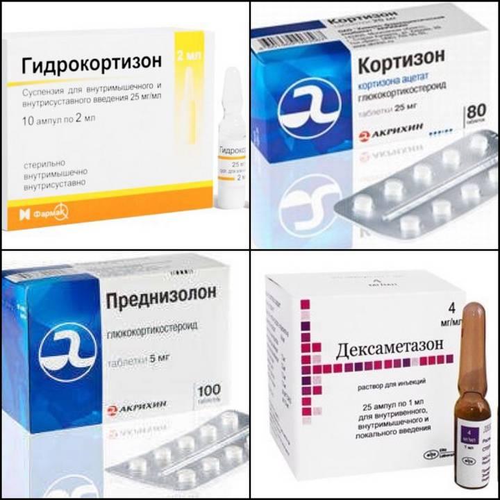 Лечение гиперплазии надпочечников