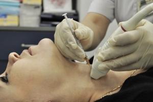 Биопсия щатовидки