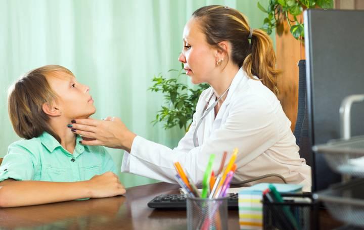 Болезни щитовидки у детей