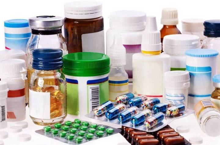 Медекаменты для лечения
