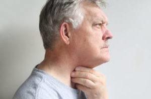 Симптомы зоба щитовидной железы