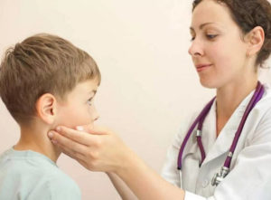 Ребенок у эндокринолога