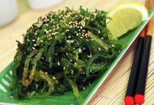 Сублимированный гель морской капусты