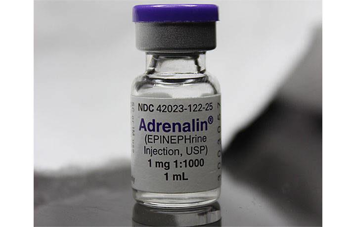 Применение эпинефрина