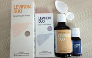 Leviron Duo для восстановления печени