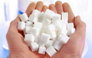 Повышенный уровень сахара