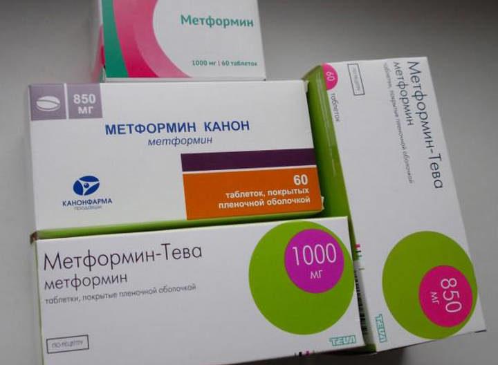 Метформин для молодости