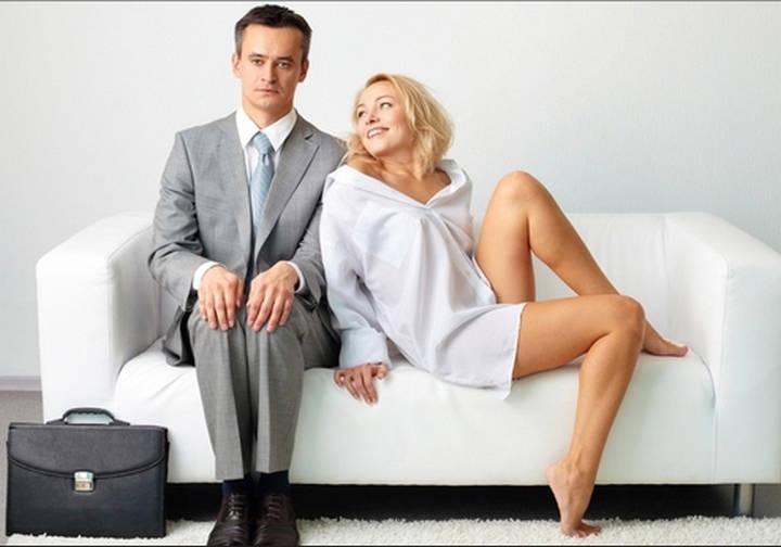 При воздержании от секса у мужчины сперма