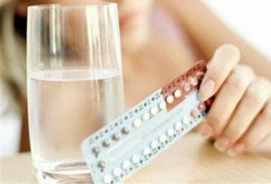 Алкоголь и противозачаточные таблетки