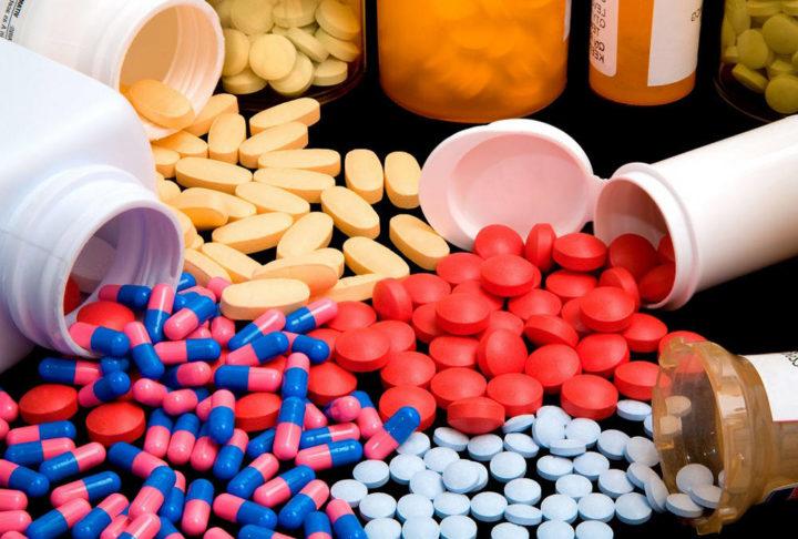 Таблетки от воспаления яичников